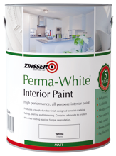 5l White Matt Anti Mould Paint